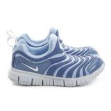NIKE (童) 經典復古鞋 水藍 343738416