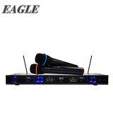 EAGLE 專業級UHF頻道無線麥克風組(EWM-P38U) 送聲寶插電桌扇