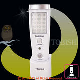 TOBISHI智慧型多功能感應LED照明器(橢型)