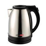 KRIA可利亞 2.2公升分離式304#不鏽鋼電水壺/快煮壺 KR-303N