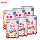 MEIJI 金選明治成長奶粉3號 850g x6罐