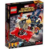 LEGO《 LT76077》超級英雄系列 - LT76077 Iron Man: Detroit Steel Strikes