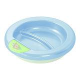 德國 rotho-babydesign 保溫餐盤-藍色