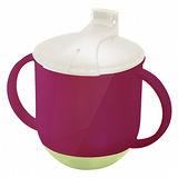 德國 rotho-babydesign 保溫練習杯-紅色