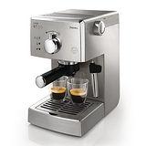 贈好禮【Philips飛利浦】 Saeco半自動義式咖啡機HD8327