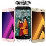 Samsung Galaxy A7 (2017)防水雙卡機(3G/32G版)-贈三星原廠2A旅充組+韓版收納包+手機/平板支架+奈米噴劑+奈米矽皂
