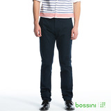 bossini男裝-彈性休閒褲01海軍藍