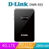 D-LINK DWR-933 4G LTE 可攜式無線路由器