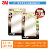 【3M】58°博視燈替換用專利濾光片框組LFP01(超值兩入組)
