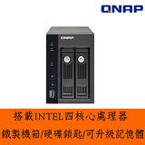QNAP 威聯通 TS-253 Pro-2G 2Bay NAS 網路儲存伺服器