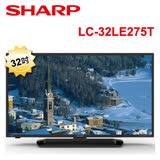 【夏普SHARP】32吋LED液晶電視 LC-32LE275T