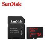 SanDisk Ultra microSDXC Class10 128GB記憶卡 80MB/s