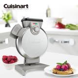 美國Cuisinart 美膳雅直立式鬆餅機 WAF-V100TW