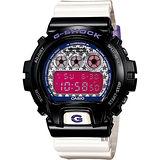 CASIO 卡西歐 G-SHOCK 炫彩軍裝腕錶 DW-6900SC-1DR