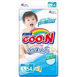 《GOO.N》日本大王紙尿褲境內版 ( L/ 54片*4包)