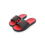 NIKE 男鞋 拖鞋 黑紅 431884011