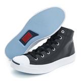 Converse 男/女鞋  帆布鞋(高統) 黑白 155718C