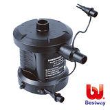《購犀利》美國品牌【Bestway】可攜式電動打氣機(自備1號電池)-居家旅行可用