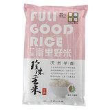 樂米穀場-花蓮富里珍珠香米2kg