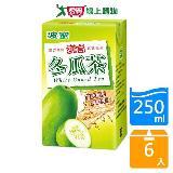 M-波蜜漢宮冬瓜茶TP250ml*6