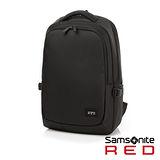 Samsonite RED TEDWIN 休閒時尚中性筆電後背包 14(黑)
