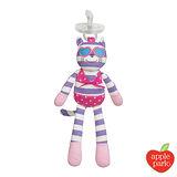 美國 Apple Park - 農場好朋友系列 有機棉 奶嘴安撫玩偶 - 時尚靚貓