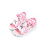 Hello Kitty 點點風輕量舒適休閒涼鞋 815766-粉