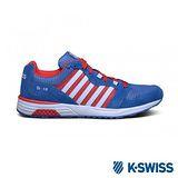 K-Swiss 男 Si-18 Trainer II運動休閒鞋-藍/紅