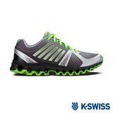 K-Swiss 男 X-160 CMF全方位運動鞋-灰/銀/綠