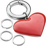 《PHILIPPI》Love三環愛心鑰匙圈