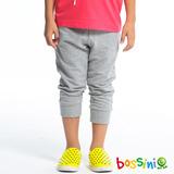 bossini男童-休閒運動褲05淺灰