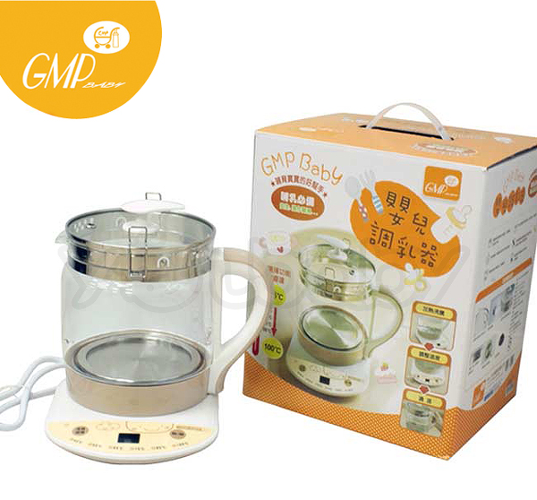 西川 GMP BABY 嬰兒調乳器/溫奶器