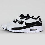 NIKE 男 AIR MAX 90 ULTRA 2.0 ESSENTIAL 休閒鞋 黑白 875695100