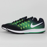 NIKE 男 NIKE AIR ZOOM PEGASUS 33 慢跑鞋 綠 831352405