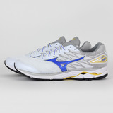 MIZUNO 男 RIDER 男慢跑鞋WAVE RIDER 20 J1GC170329