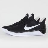NIKE 大童/女KOBE A.D. (GS) 籃球鞋 黑白 869987001