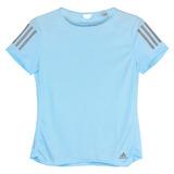 ADIDAS 女 RS SS TEE W 短袖 藍 BP7462