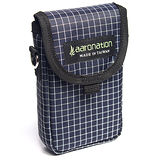 aaronation 愛倫國度 - 前掀式單口袋隨身包AN-98713-藍白