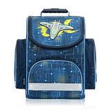 ★新品上市★Tiger Family英倫超輕量護脊書包-宇宙艦艇 (3~6年級)