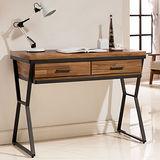 《Homelike》登貝工業風3.5尺書桌