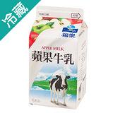 ★超值兩件組★J-福樂蘋果牛乳385ML