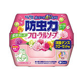 日本防蟲力 玫瑰芳香衣櫥防蟲劑300ml LI-568113