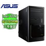 ASUS 華碩 MD310 H81 雙核商用電腦 ( G3260 4G 1TB DOS 三年保固)