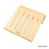 MacBook 平板電腦 木色筆電散熱架 iPad通用 (SD010)