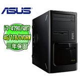 ASUS 華碩 MD780 Q87 四核商用電腦 ( i7-4790 4G 1TB DOS 三年保固)