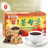京工 台灣薑母茶 10g*30包