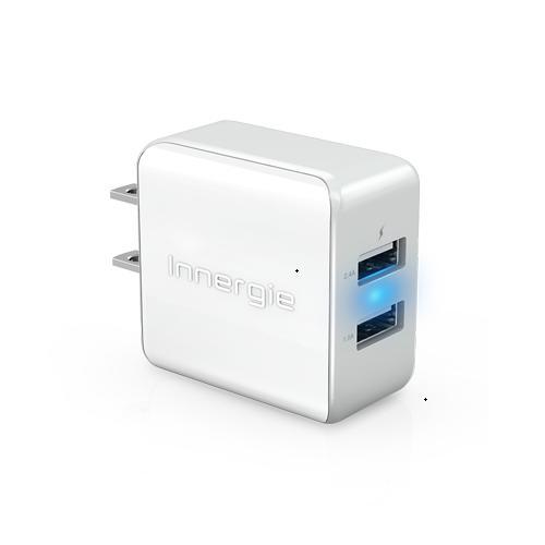 【Innergie台達電】PowerJoy Plus 17 17瓦雙USB快速充電器