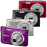 Nikon COOLPIX A100(公司貨)-送16G+專用電池+專用座充+清潔組(5件式)
