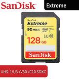 SanDisk Extreme SDXC 128G /V30 /U3 /UHS-I /C10 - 6114.DX312.322