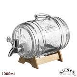 【KILNER】酒桶造型飲料桶/分酒器 1L
